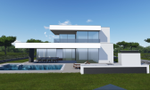 Istra, Lovrečica luksuzna vila sa bazenom originalnog dizajna