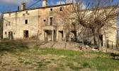 Istra, okolica Grožnjana, autohtona istarska kuća s 4180 m2 građevinskog zemljišta